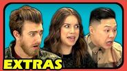 YOUTUBERS REACT TO ME!ME!ME! (EXTRAS 54)