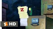 The SpongeBob SquarePants Movie (3 10) Movie CLIP - Plankton's Plan Z (2004) HD