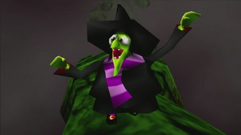 File:Gruntilda defeated (Banjo-Kazooie).jpg