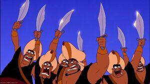 We're all got Swords