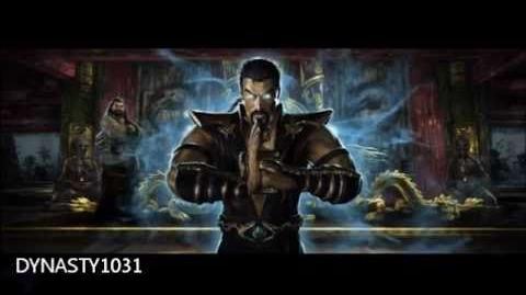 Mortal kombat 9 (2011) Shang Tsung Ending! *NEW*