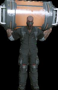 Kamikaze Cyborg