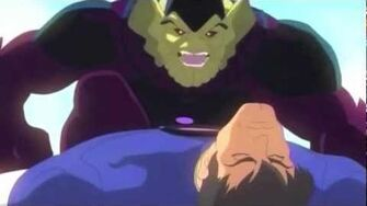 The great quotes of Super Skrull
