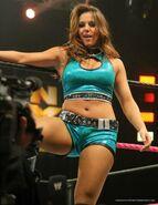 Evil Audrey @ NXT 11.28.12