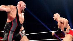 Big Show vs Cesaro