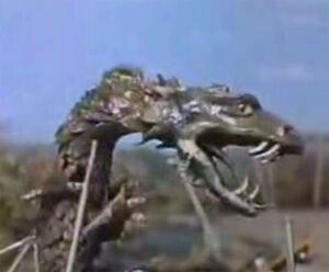 Reptilicus (puppet)
