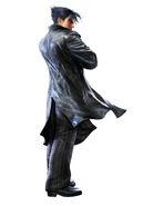 Jin Kazama - CG Art Image - Tekken 6 Bloodline Rebellion