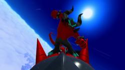 SLW Wii U Zavok Fight 04