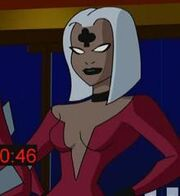 Queen of Clubs DCAU