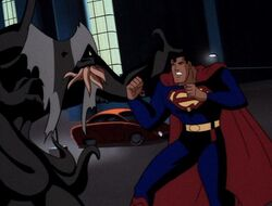 Superman vs. Lord Karkull
