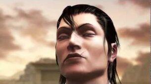 Tekken 6 - Sergei Dragunov ending - HD 720p
