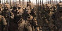 Terracotta Warriors (The Mummy)