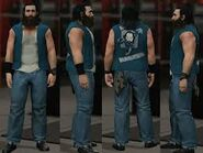 Luke harper look