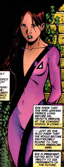 Marie-Ange Colbert (Earth-616) from X-Force Vol 1 87