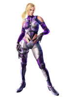 Nina Williams - CG Art Image - Tekken 6 Bloodline Rebellion