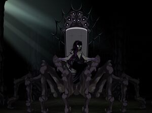 The Queen of All Monsters
