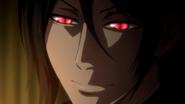 Sebastian's grin