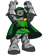 Doctor Doom SHS