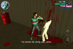 Lance's death