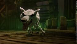 NIKO2 White Wolf 2