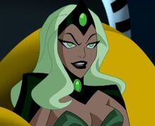 Emerald Empress DCAU 001
