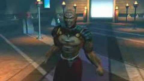 Mortal Kombat Gold Baraka Ending