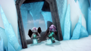 Vornon & Voom Voom Returning to the Fortress