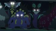 Pokemon possessed by Malamar