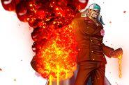 Sakazuki Burning Blood 1