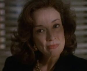 Patricia Purcell Villainess