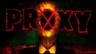 PROXY- A SLENDER MAN STORY - Mike Diva