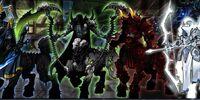 Dage's Undead Horsemen
