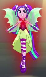 Aria Blaze anthro ID EG2