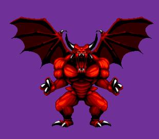 Devil Form