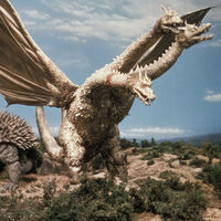 Godzilla.jp - King Ghidorah 1968