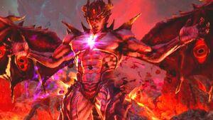 Devil Kazuya Tekken 7