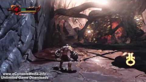 God of War 3 - Kratos vs Zeus Final Battle pt 2 3 HD