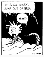 Calvin and Hobbes trick