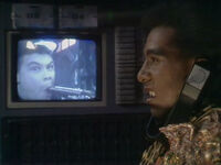 Rimmer blackmails