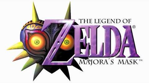 Zelda Majora's Mask Music - Majora's Mask Battle