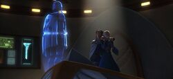 Vizsla hologram