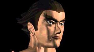 Tekken 1 Intro - Kazuya Version