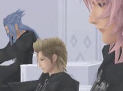 Demyx meeting Xion