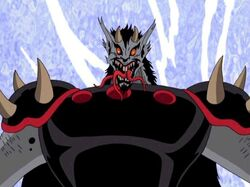 Monstrous Lord Hades