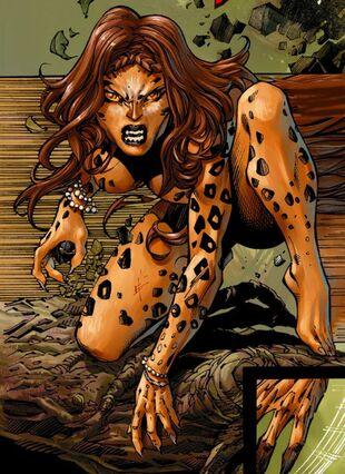 Image result for cheetah wonder woman