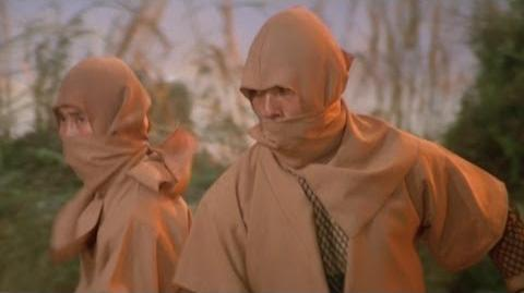 Shaw Brothers' Five Elements Ninjas 五遁忍術 (1982) - Act 12 - Earth Ninjas