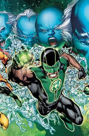 Green Lantern Vol 5 13 Textless