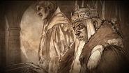Tywin and Aerys