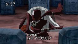 LadyDevimon (Xros Wars)