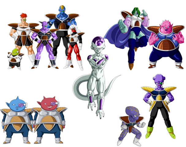 File:Frieza and his elites.png